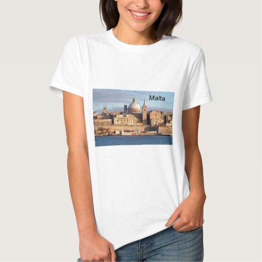 Malta Valletta (St.K) T Shirt