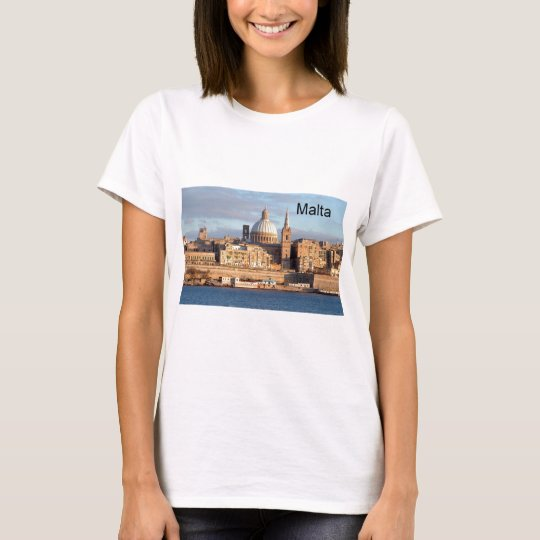 Malta Valletta (St.K) T-Shirt