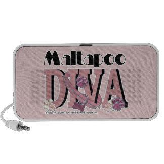 MaltaPoo DIVA iPod Speaker