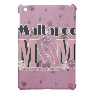 MaltaPoo MOM iPad Mini Cover