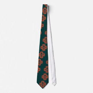 Maltese Cross Pipes Tie