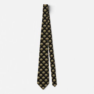 Maltese cross tie
