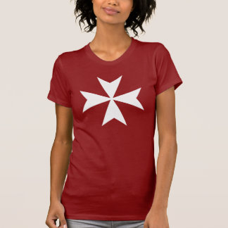 Maltese Cross T-shirts