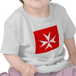 Maltese Cross Tshirts