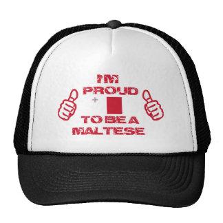 Maltese Design Cap