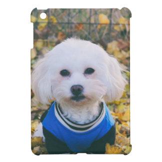 maltese-dog iPad mini cover