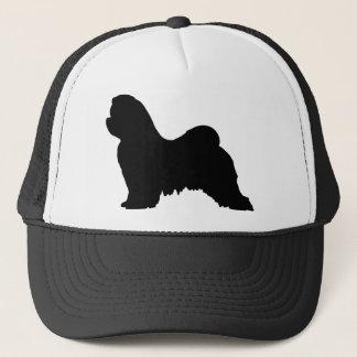 Maltese Dog Trucker Hat