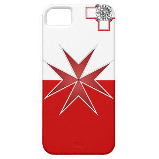 Maltese Flag Case For The iPhone 5