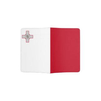 Maltese flag passport holder