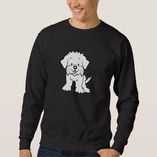 Maltese Gifts and Merchandise Sweatshirt