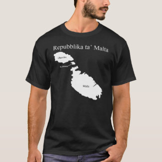 Maltese Islands T-Shirt
