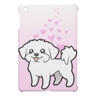 Maltese Love (puppy cut) Case For The iPad Mini