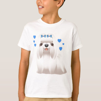 Maltese Love T-Shirt