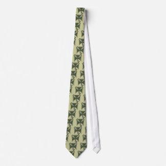 Maltese Shamrock Tie