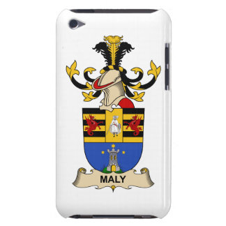 Maly Family Crest iPod Case-Mate Cases