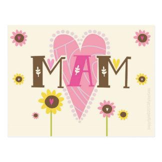 Mam Card