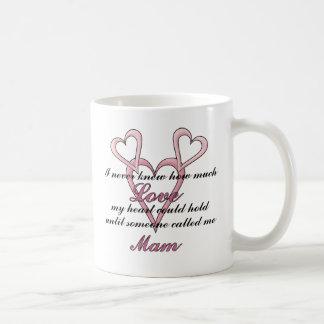 Mam (I Never Knew) Mother's Day Mug