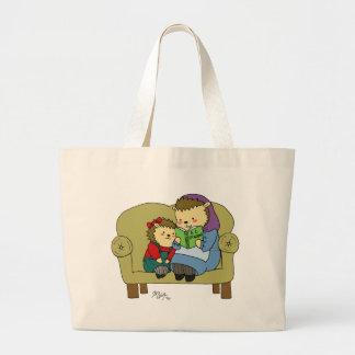 Mama and Masha bag