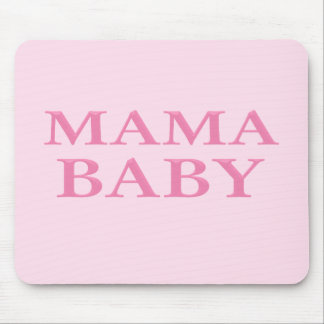 Mama Baby Mousepads