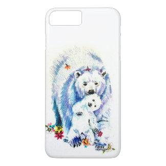 Mama Bear Lovin iPhone 7 Plus Case