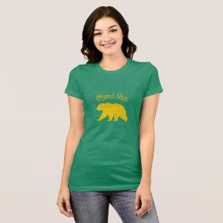 Mama Bear, Mamá Osa Gold T-Shirt