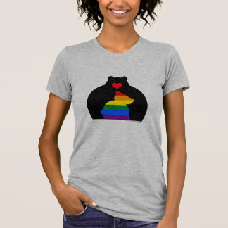 Mama Bear Rainbow Tee
