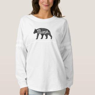Mama Bear Spirit Jersey - black bear