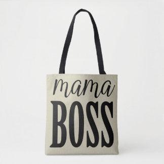 mama BOSS  tote