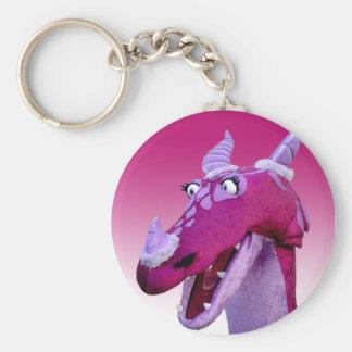 Mama Dragon Key Chain