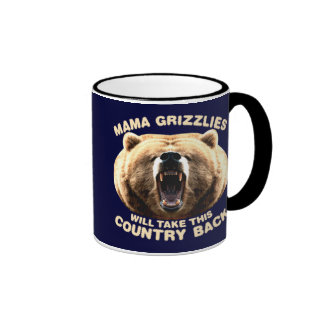 Mama Grizzlies Coffee Mug