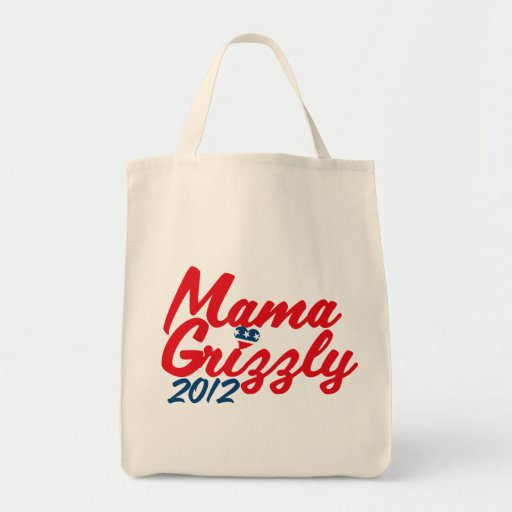 Mama Grizzly 2012 Tote Bags