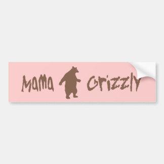 Mama Grizzly Bumper Sticker