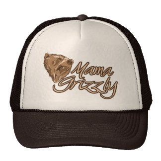 Mama Grizzly Hats