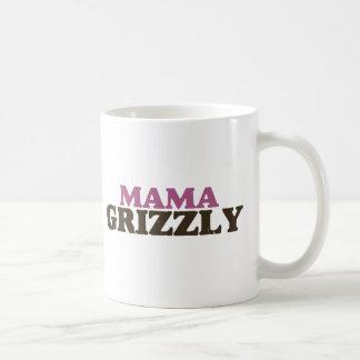 Mama Grizzly Coffee Mugs