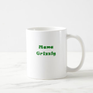 Mama Grizzly Mug