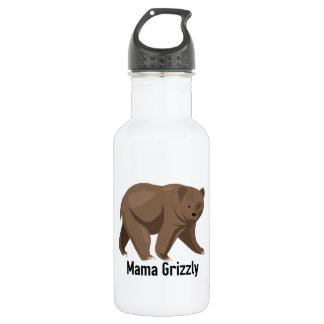 Mama Grizzly 532 Ml Water Bottle