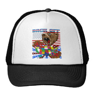 Mama-Grizzly-Set-1 Mesh Hats