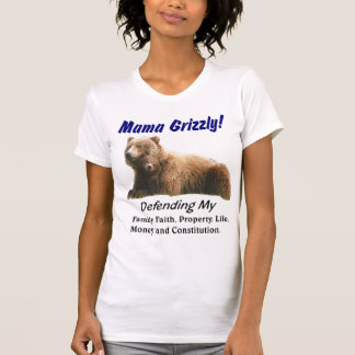 mama grizzly t shirts