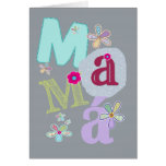 mamá, happy mother's day in Spanish