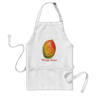 mama loves mango adult apron