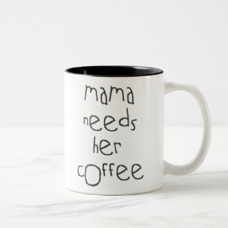 MAMA NEEDS HER COFFEE MUG