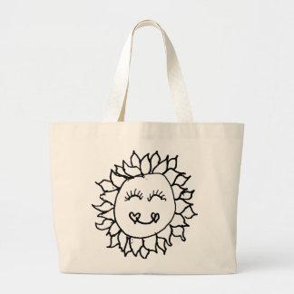 Mama Peggy's Sun Tote Bags