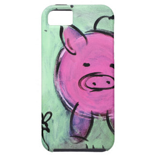 mama pig iPhone 5 case