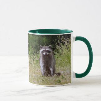 Mama Raccoon Mug