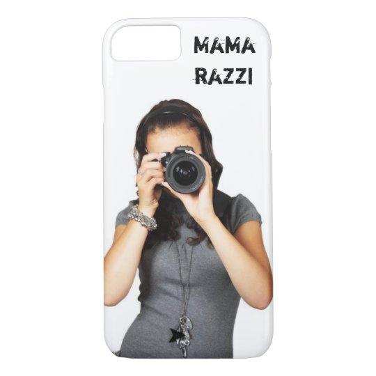 Mama Razzi iPhone Case