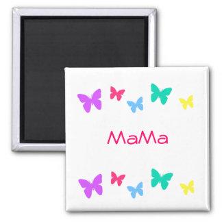 MaMa Square Magnet