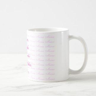 Mama, su nombre es un cuadro de mil palabras de am mug