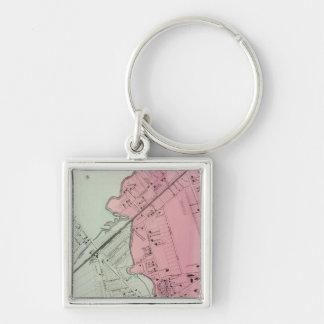 Mamaroneck, Rye Neck Key Ring