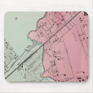 Mamaroneck, Rye Neck Mouse Mat