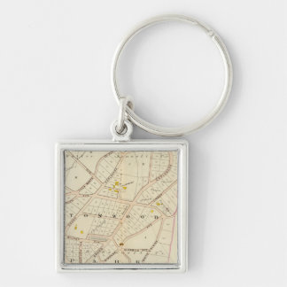 Mamaroneck town, New York Key Ring